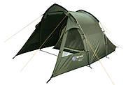 Четырехместная палатка Terra Incognita Camp 4 хаки
