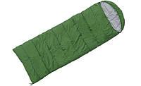 Спальник Terra Incognita Asleep 200 (L) зелёный