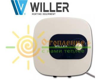Электрический водонагреватель WILLER PA15R optima mini над мойку