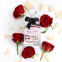 Пудра для Ванны с белым шоколадом и розой Rose Chocolate - Apothecary