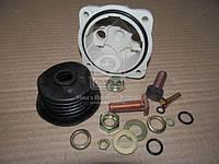 Ремкомплект реле втягивающего стартера (СТ142Б) КАМАЗ (13 наименования) (крышка, чехол, болты, шайбы)
