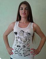 Женская майка дешево в Одессе