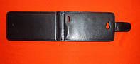 Чехол-флип / книжка LG L80 черная