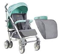 Детская прогулочная коляска S-200 GREEN&GREY CITIES ТМ Lorelli (Bertoni) 10020831748