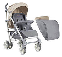 Детская прогулочная коляска S-200 GREY&BEIGE CITIES ТМ Lorelli (Bertoni) 10020831747