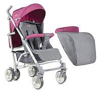 Детская прогулочная коляска S-200 ROSE&GREY CITIES ТМ Lorelli (Bertoni) 10020831749