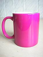 Магические чашки малиновые 310 мл