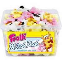 Желейные конфеты Trolli Milch Kuh  , 1320 гр
