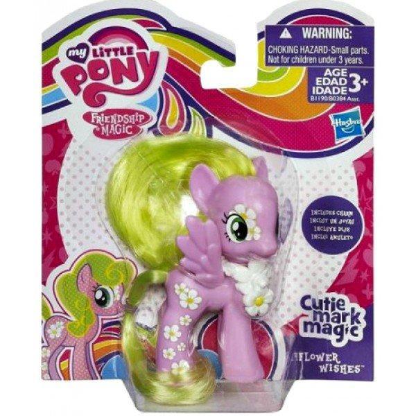 Пони My Little Pony Cutie Mark Magic Flower Wishes