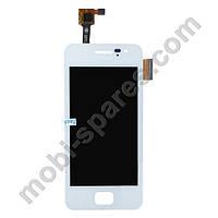 Дисплей Jiayu G2S с сенсором белый