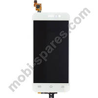 Дисплей Jiayu G5 с сенсором белый