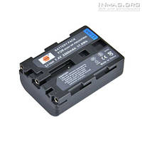 Аккумулятор для видеокамеры Sony NP-FM51, 2300 mAh.