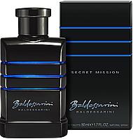 BOSS BALDESSARINI SECRET MISSION EDT 50 ml  туалетная вода мужская (оригинал подлинник  Франция)