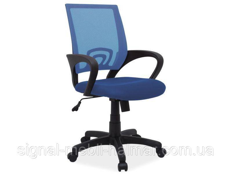 Компьютерное кресло Q-148 signal (синий)