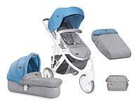 Детская универсальная коляска 2 в 1 MONZA 3 GREY ТМ Lorelli (Bertoni) 10020741737