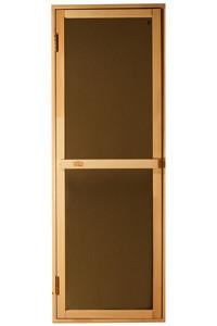 Двери в сауну Bravo Sateen 1900*700