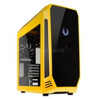 Middle Tower, BitFenix Aegis Micro-ATX zolto-czarna