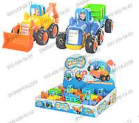 Спецтехника 326АВ, инерционная, 15 см, 2 вида тракторов, с прицепом или с ковшом