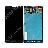 Дисплей Samsung A700F Galaxy A7, A700H Galaxy A7 с сенсором черный