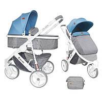 Детская универсальная коляска-трансформер CALIBRA 3 GREY ТМ Lorelli (Bertoni) 10020781737
