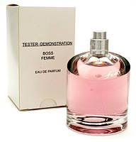 BOSS Femme EDP 75 ml TESTER парфумированная вода женская тестер (оригинал подлинник  Великобритания)