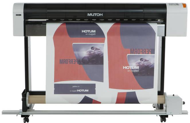 Сублимационный принтер MUTOH DrafStation RJ-900XG, фото 2