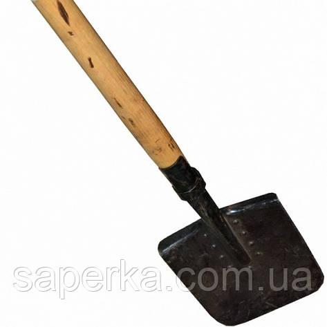 Большая саперная лопата БСЛ-110, фото 2
