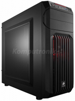 Middle Tower, Corsair Carbide Serie SPEC-01 RED LED CC-9011050-WW