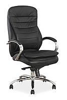 Компьютерное кресло Q-154 signal (кожа натуральная)
