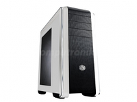 Middle Tower, CoolerMaster CM 690 III White