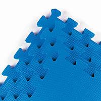Развивающий коврик для детей - Step 2 - США- синего цвета