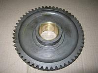 Шестерня промежуточная с втулкой, зубьев = 53 (Производство Украина) 240-1006240