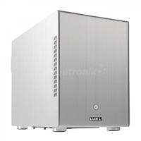Маленькие типа ITX, Lian, Li, PC-Q25A, Mini-ITX, -, srebrny