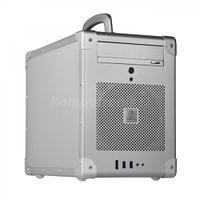Маленькие типа ITX, Lian, Li, PC-TU200A, Mini-ITX, -, srebrny