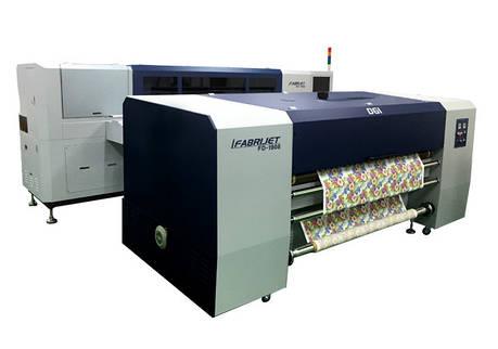 Текстильный принтер DGI FD-1908, фото 2