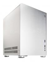 Маленькие типа ITX, Lian, Li, PC-Q01A, Mini-ITX, -, srebrny
