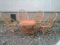 Плетеная мебель из лозы , фото 1