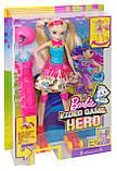 Кукла Барби на роликах видеогеймер, фото 2