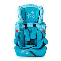 Детское автокресло KIDDY AQUAMARINE STARS  9-36 кг (от 9 мес. до 12 лет) ТМ Lorelli/Bertoni 10070011758