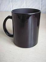 Магические чашки матовые черные 310 мл