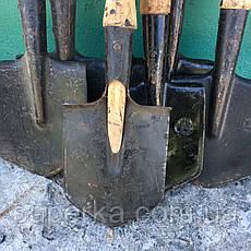Малая саперная лопата. Оригинал СССР, фото 2