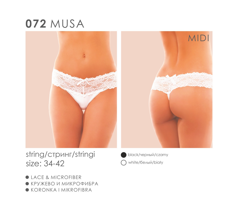 Трусики стринг Kleo MUSA 072 ML