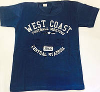 Детская футболка для мальчика 3D (10 - 14 лет) - купить оптом недорого 7 км