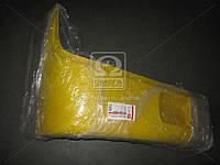 Буфер бампера Богдан 092 перед. правый (клык) желтый RAL 1023  А092-2803032-1023ДК