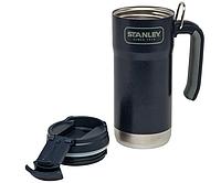 Кружка STANLEY тёмно-синяя Adventure 0,47 l ST-10-01903-003