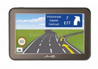 GPS навигатор, GPS, для машины,  MIO, SPIRIT, 7500, Polska