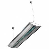 Светильник люминесцентный Brille FLF-39/3x28 Br /L 111271