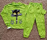 Детская пижама Котик