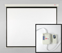 Экраны для проекторов, AVTek Video Electric 240 x 200 [4:3]
