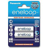 Аккумуляторы АА Panasonic Eneloop AA / (HR6), 1900mAh, LSD Ni-MH, OEM (BK-3MCCE / BF1)